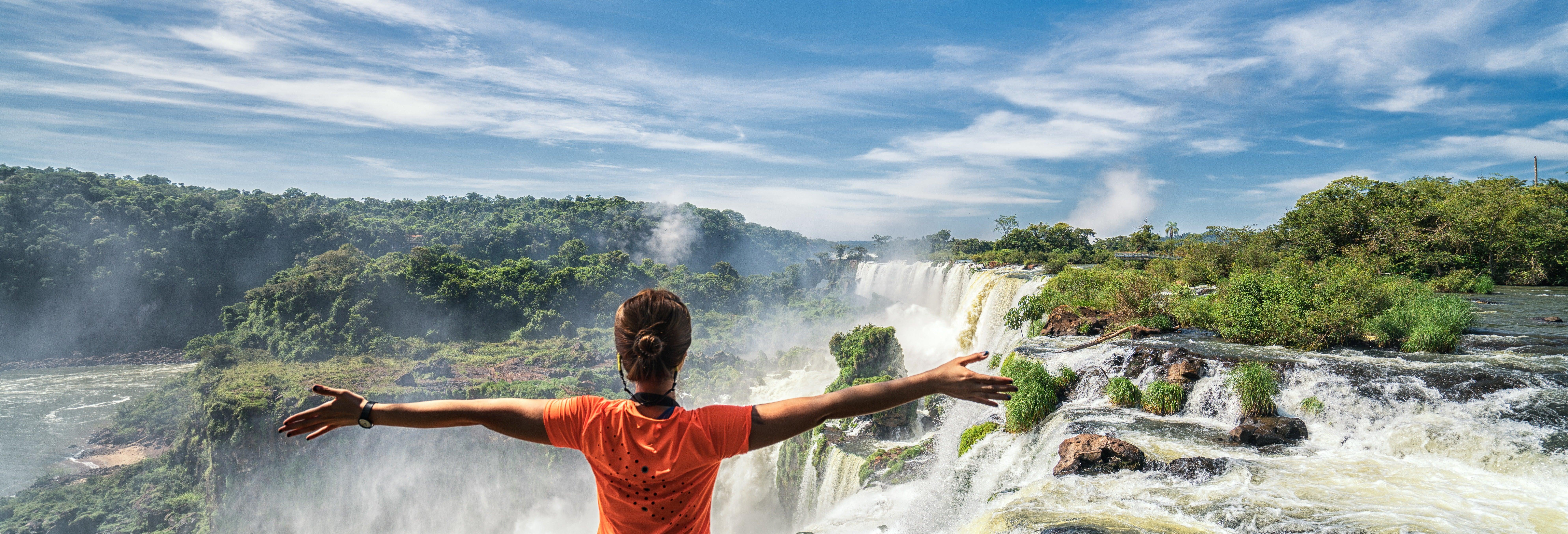 Cataratas do Iguaçu (lado argentino)
