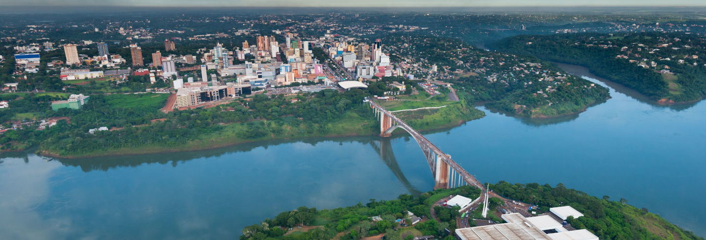 Excursão a Ciudad del Este por conta própria