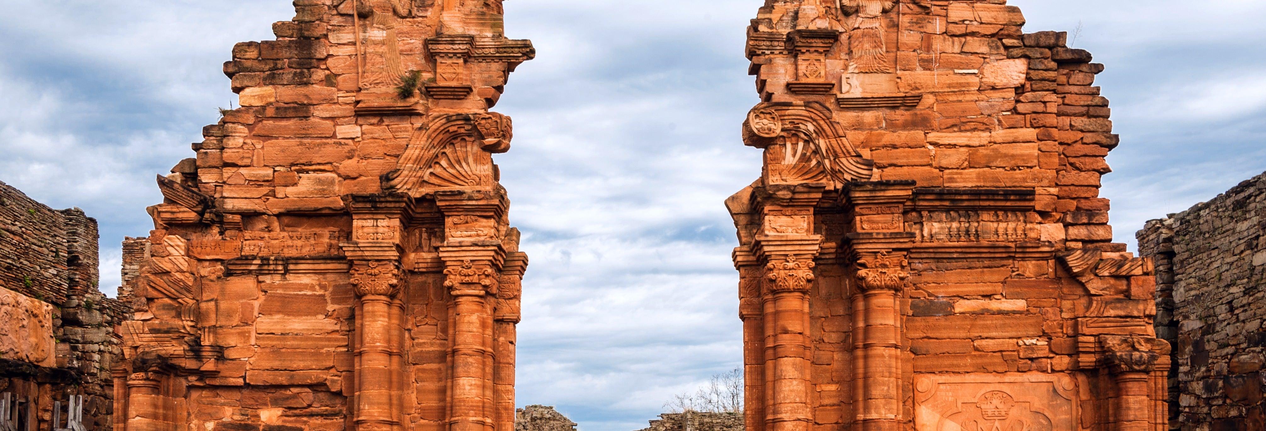 Excursión a las ruinas de San Ignacio y las minas de Wanda