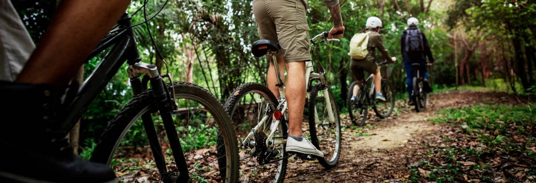 Tour de bicicleta pelas Cataratas do Iguaçu