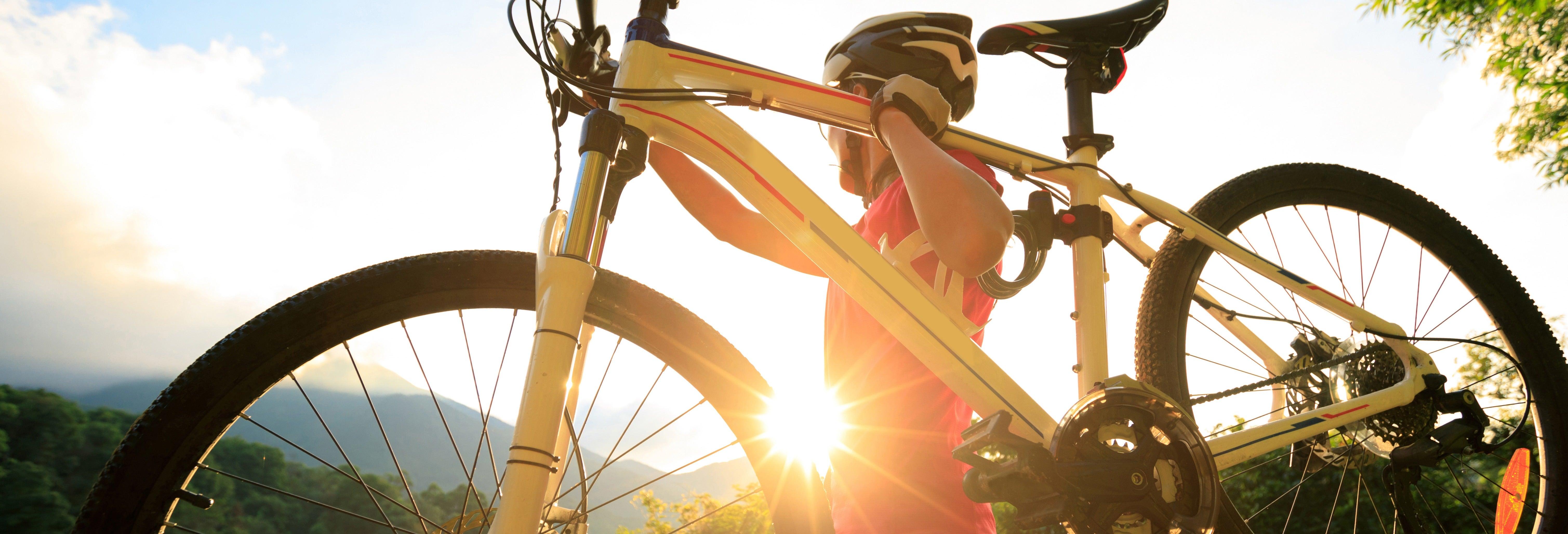 Tour en bicicleta por el Parque Nacional Iguazú
