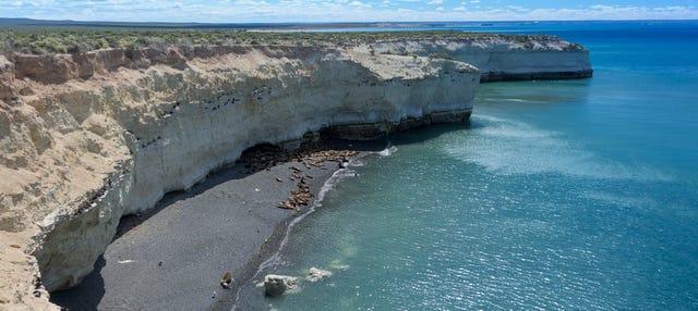 Excursão a Punta Loma e ao Cerro Avanzado