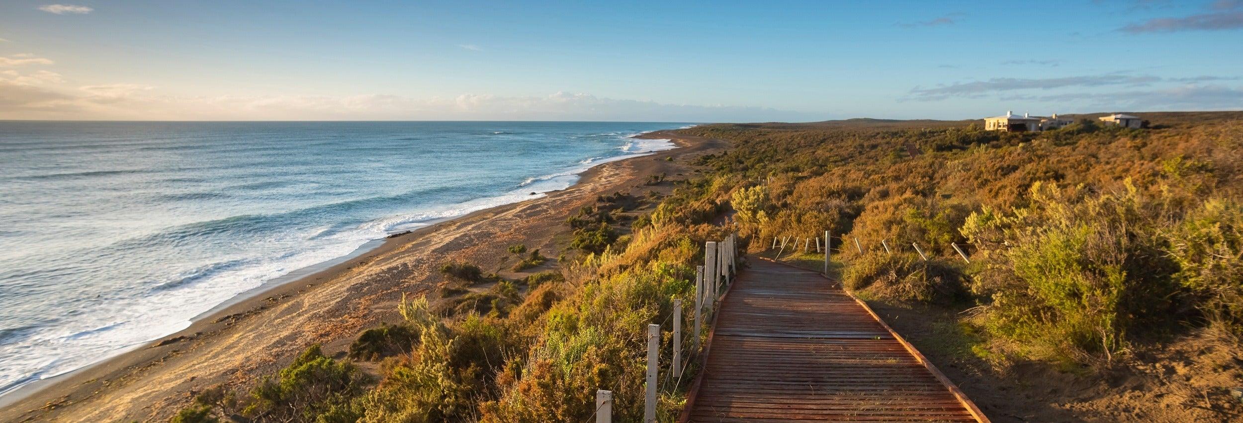Excursão ao norte da Península Valdés