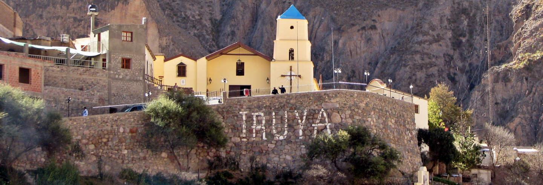 Excursão a Humahuaca e Iruya