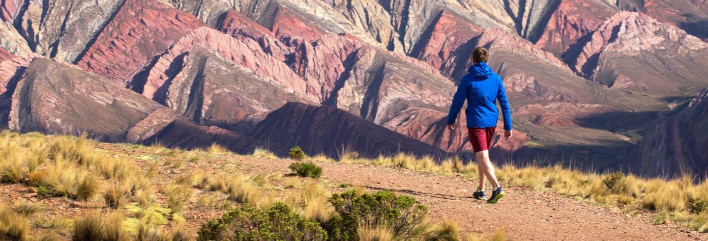 Excursión A La Quebrada De Humahuaca Depuis Purmamarca