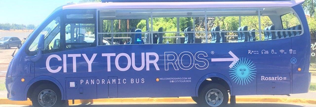 Autobús turístico de Rosario