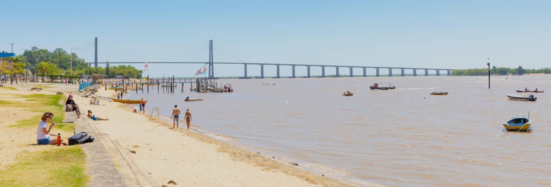 Crociera sul fiume Paraná