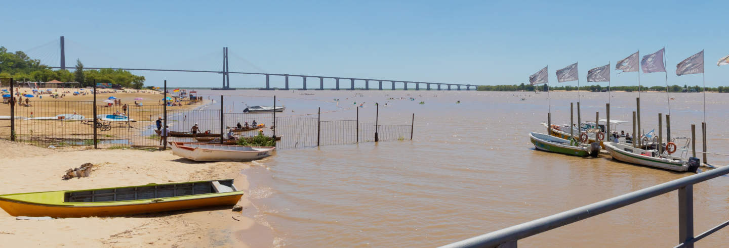 Parana River Speed Boat Trip