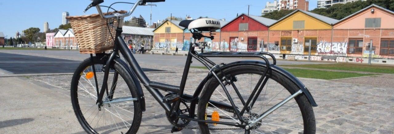 Tour en bicicleta por Rosario