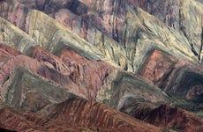 Excursion à Humahuaca et la Serrania de Hornocal