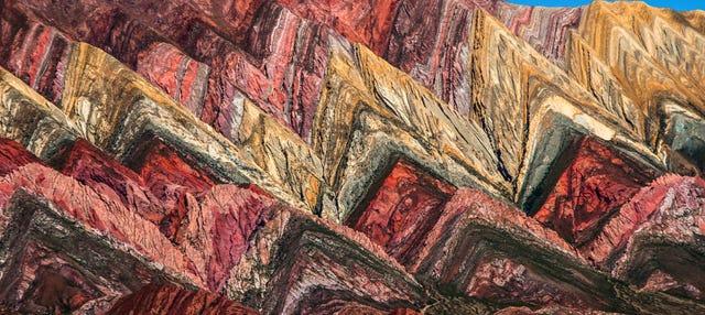 Excursión a la Quebrada de Humahuaca