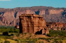 Excursión al Parque Nacional Talampaya