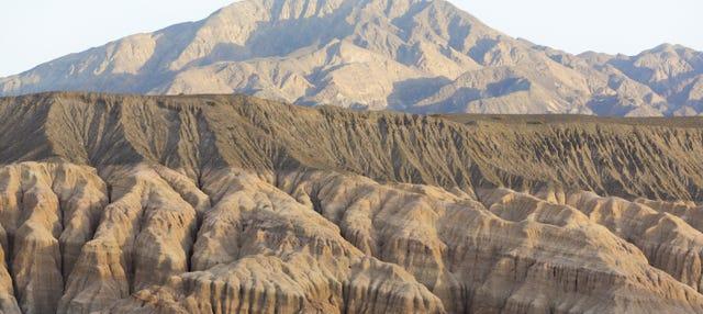 Paseo a caballo por la sierra de Zonda