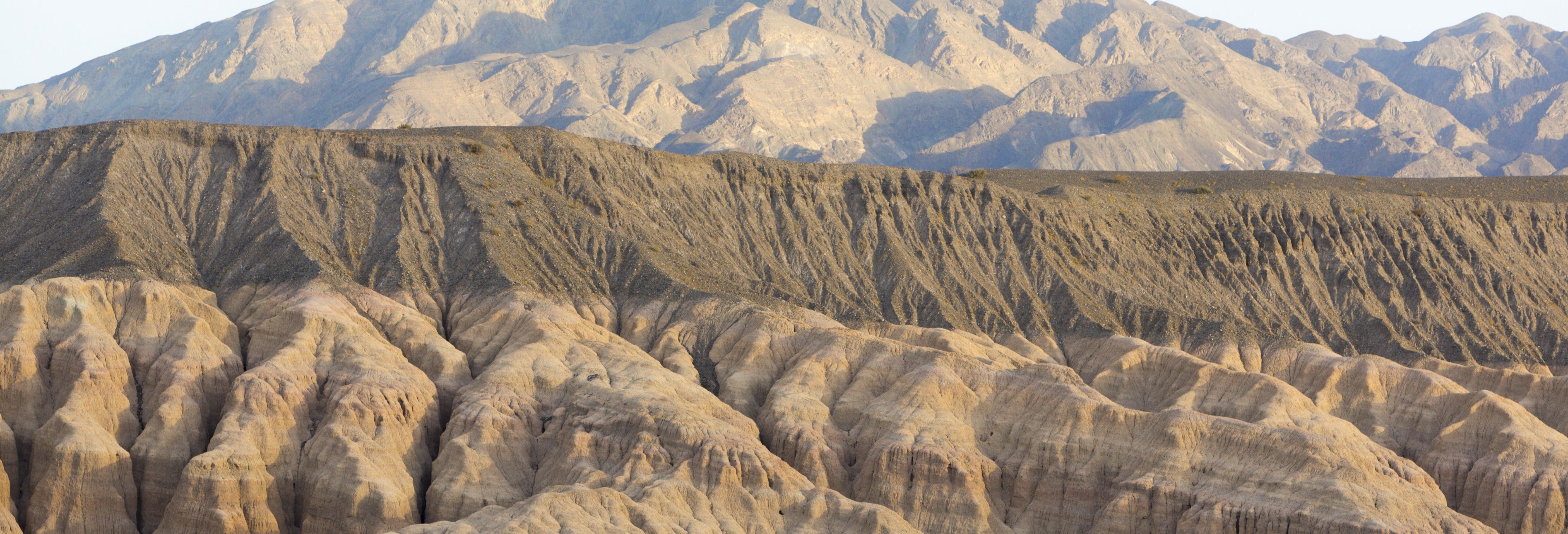 Passeio a cavalo pela serra de Zonda