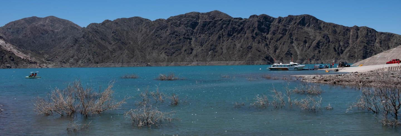 Visite des barrages et des observatoires de San Juan