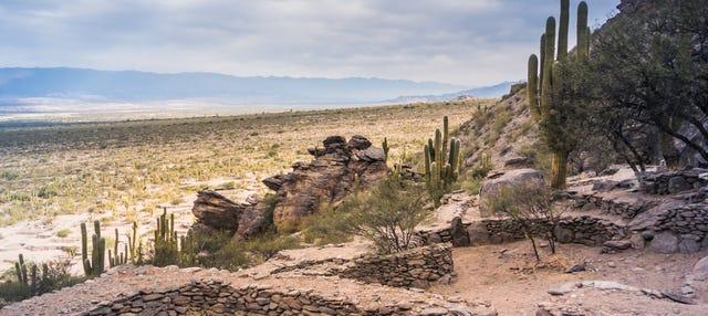 Excursión a Tafí del Valle y ruinas de Quilmes