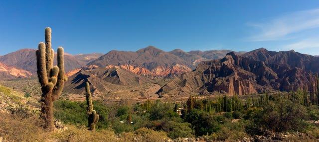 Excursão a Tafí del Valle, ruínas de Quilmes e Cafayate