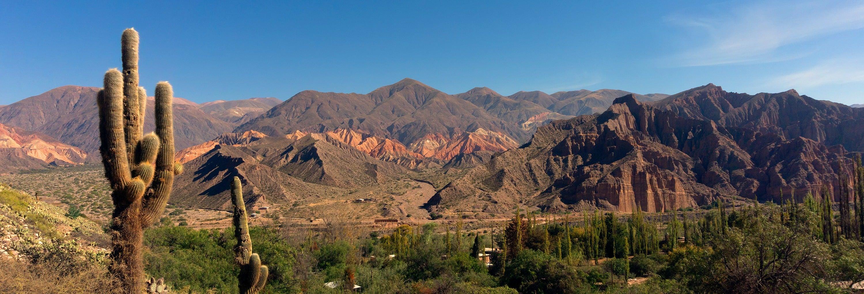 Excursión a Tafí del Valle, ruinas de Quilmes y Cafayate