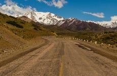 Excursión al valle de Las Leñas
