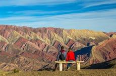 Excursion à Humahuaca et la Serranía de Hornocal