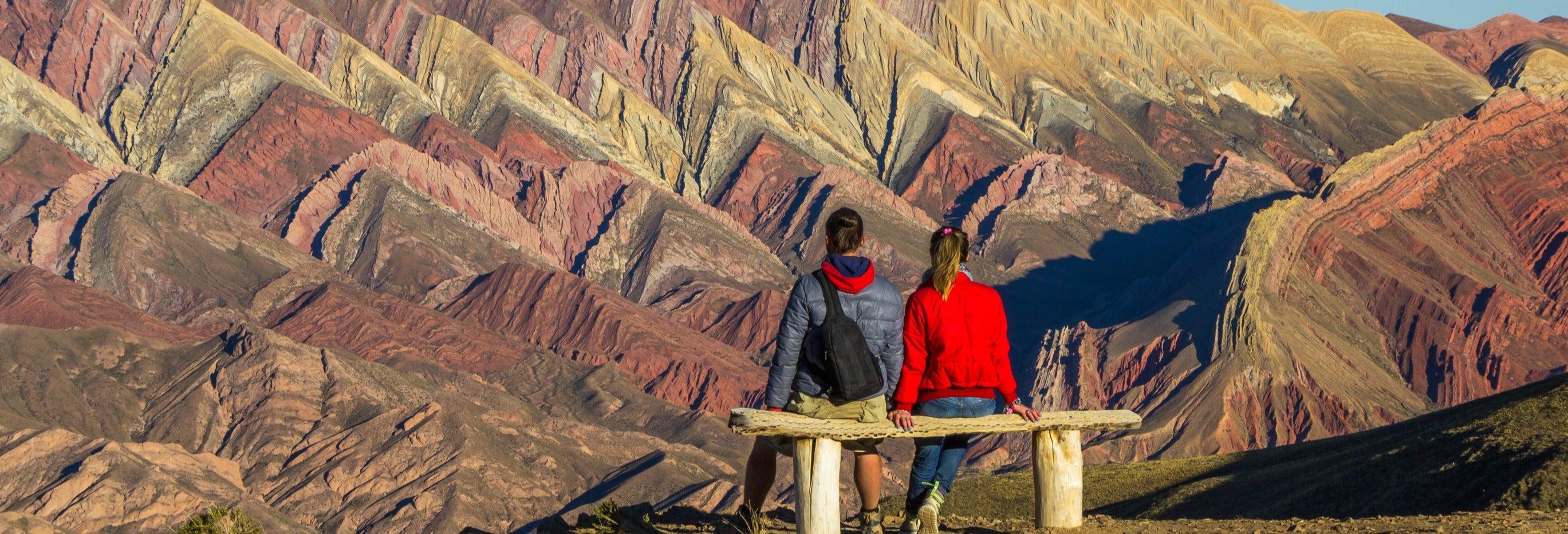 Excursión a Humahuaca y la Serranía de Hornocal