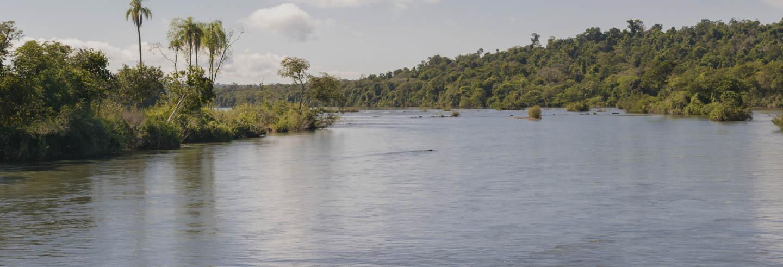 Paseo en barco por los ríos Santa Fe y Colastiné