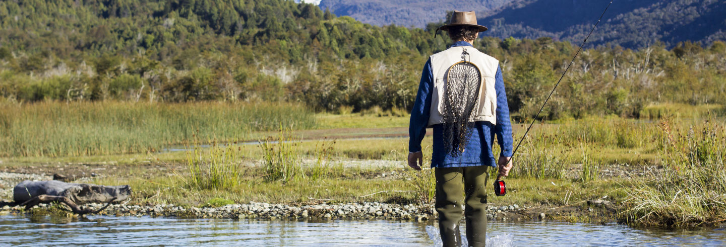 Fly Fishing in Uco Valley