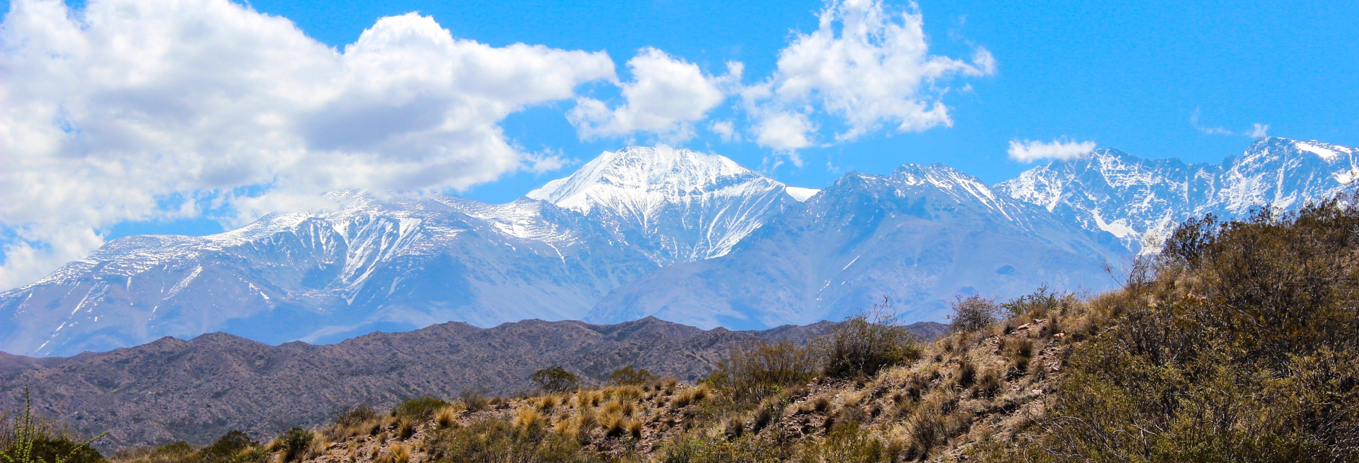 Trekking nella Valle de Uco