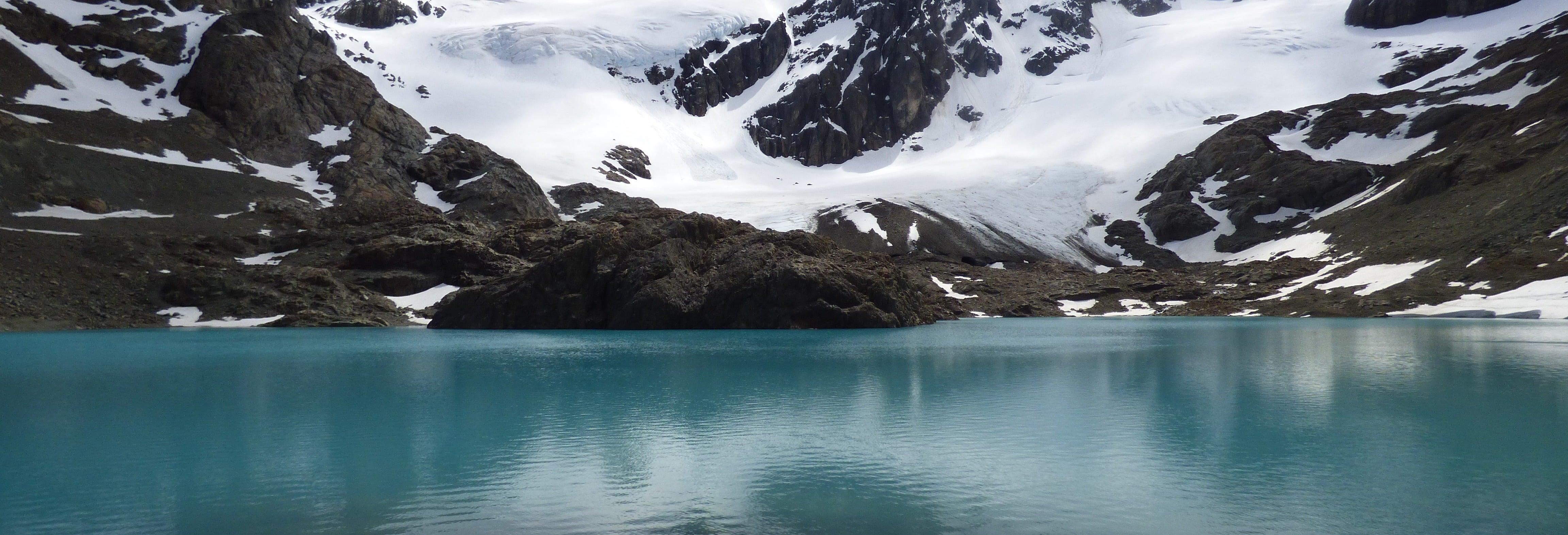 Trekking al ghiacciaio Vinciguerra