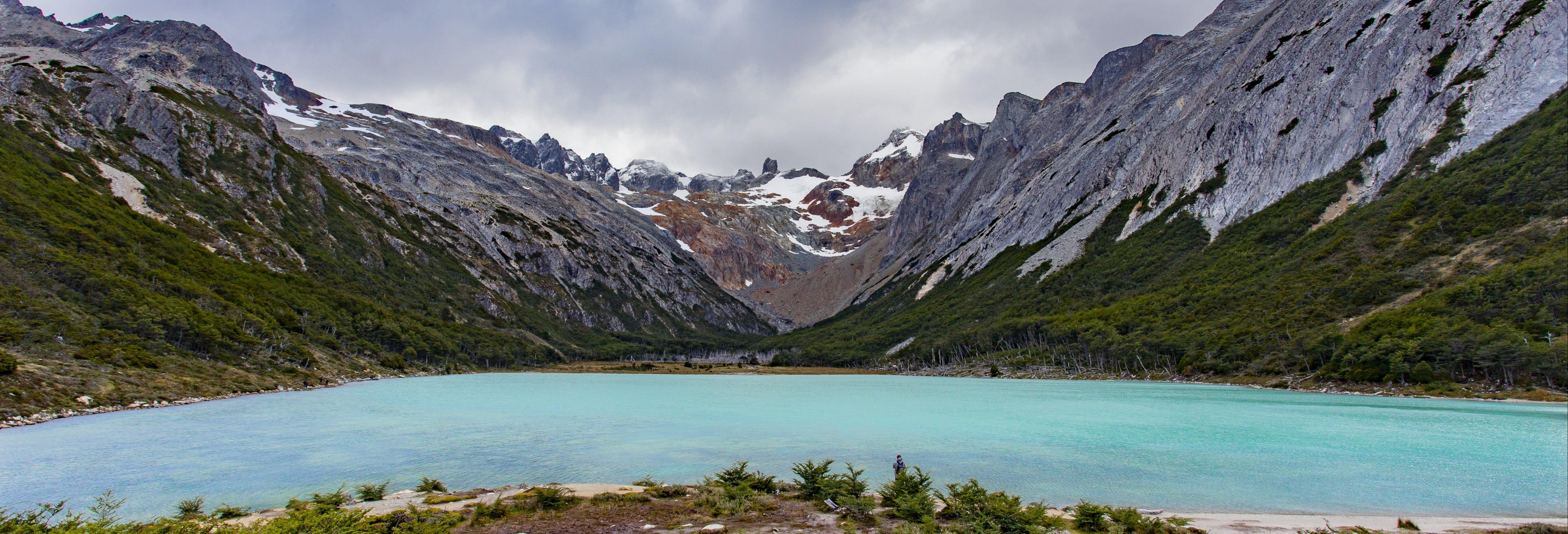 Trekking en la Laguna Esmeralda