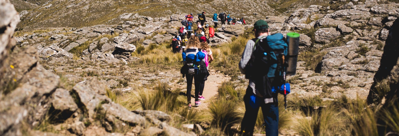 Trekking de 2 días por el Pueblo Escondido y Cerro Áspero