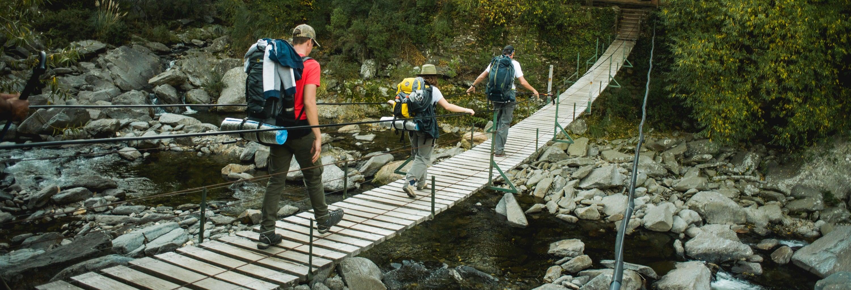 Trekking hasta el Pueblo Escondido