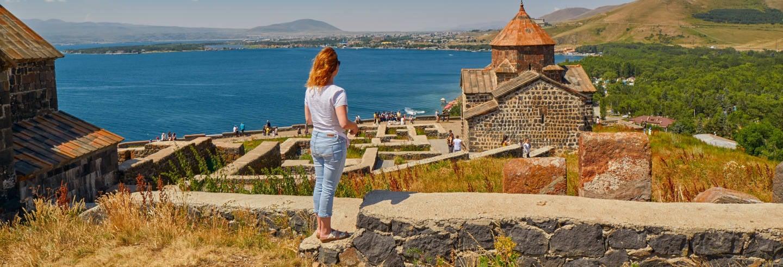 Excursão a Sevan e Tsaghkadzor