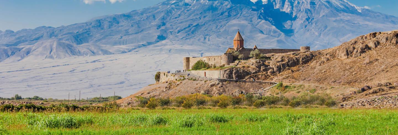Excursión a Khor Virap, Noravank y Areni-1
