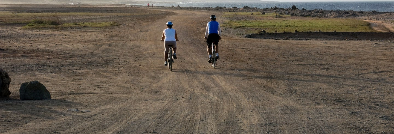 Tour de bicicleta pelo norte de Aruba