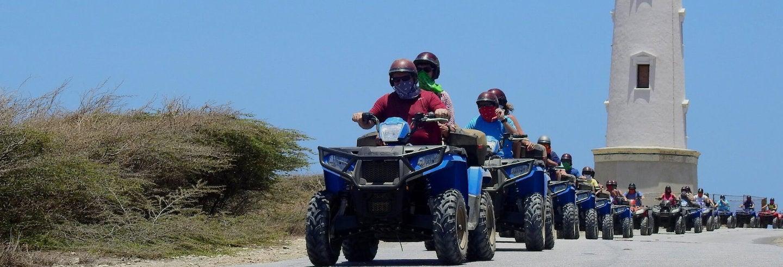 Aruba Buggy or Quad Tour