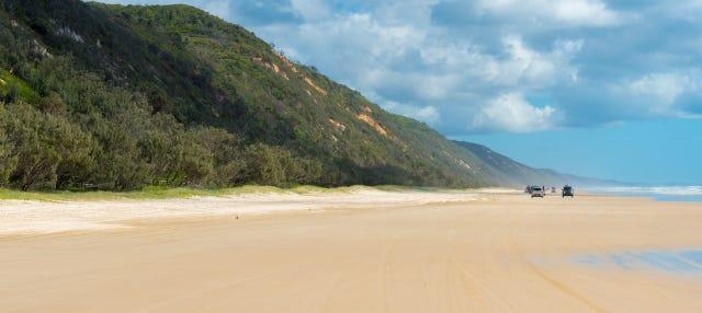 Excursão de 2 dias a Fraser Island