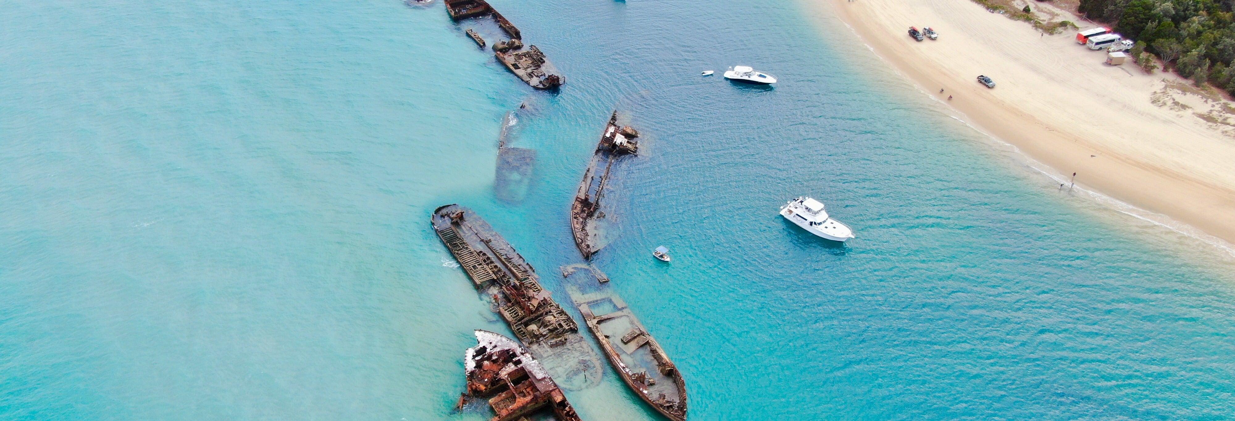 Excursão à Moreton Island