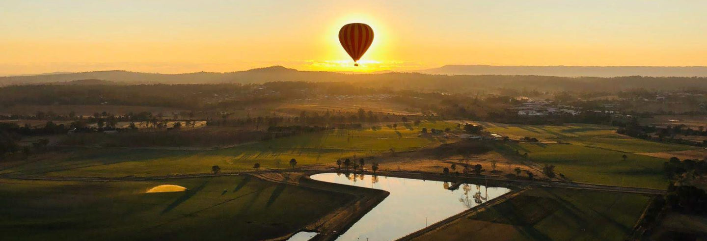 Brisbane Hot Air Balloon Ride