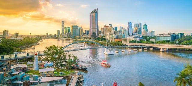 Brisbane Guided Tour
