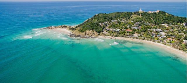 Tour por Byron Bay