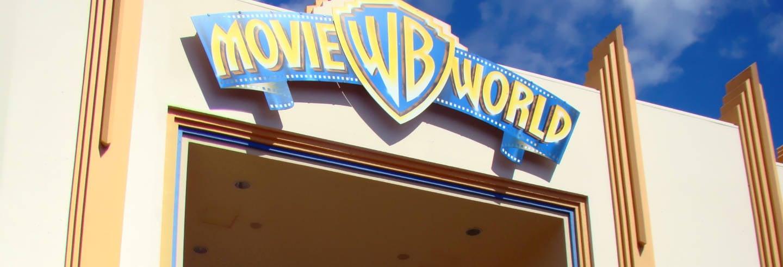 Warner Bros. Movie World Ticket