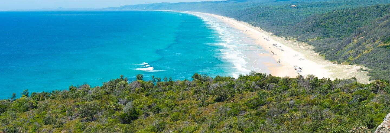 Escursione di 2 giorni a Fraser Island