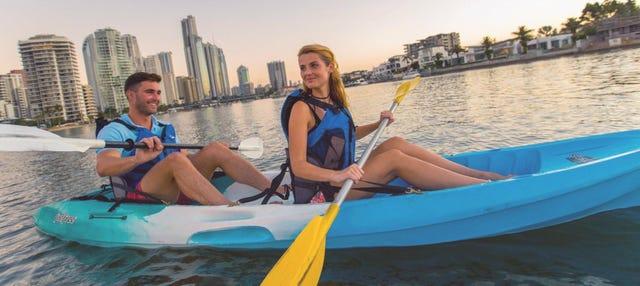 Tour en kayak + Snorkel en Gold Coast