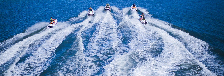 Tour de jet ski por Gold Coast