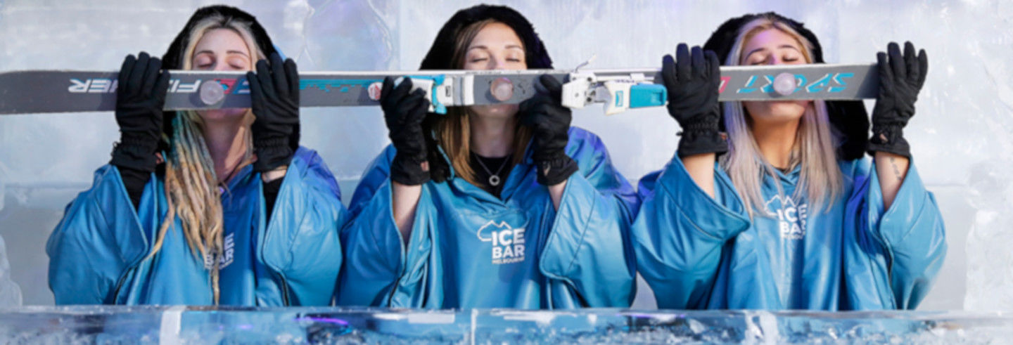 Entrada al Ice Bar Melbourne