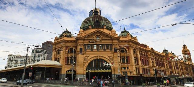 Free Walking Tour of Melbourne
