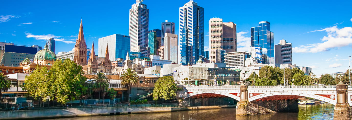 Guided Tour of Melbourne