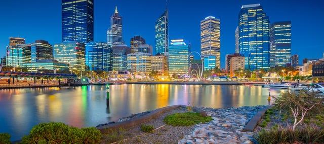 Tour privado por Perth con guía en español