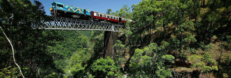 Escursione a Kuranda in treno panoramico + Funivia